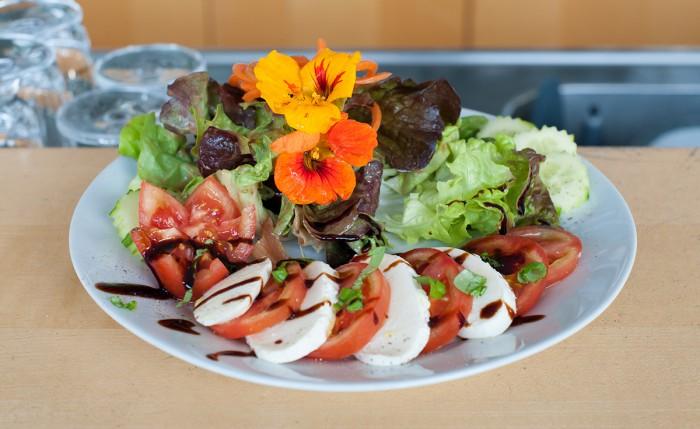 SalatTomateMozarella